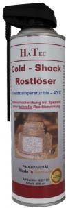 Cold-Shock Rostlöser mit Kälteschock bis -40° 500 ml VE 12 Stück