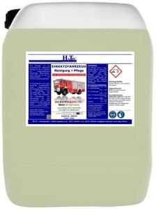 Einsatzfahrzeug Reinigung + Pflege 30kg