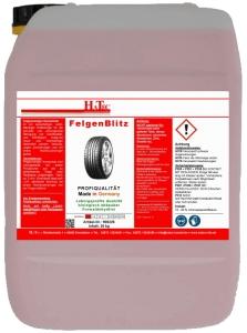 FelgenBlitz 30 kg (Säurehaltig)!