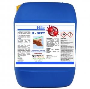 H-Sept VE 10,1 Liter Konzentrat