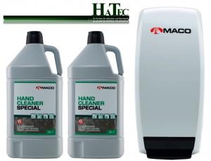 Maco Handwaschpaste Starterpack Special 2x 4-Ltr. + 1 Spender
