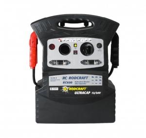 Start-/Kondensator Booster Für 12/24V- Modell RC600