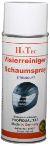 Visierreiniger- Schaumspray 400 ml VE 12-Stück, sorgt immer für eine sichere Sicht