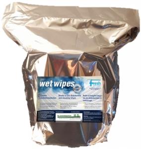 Wet Wipes Desinfektionstücher 620 Blatt/Nachfüllpack